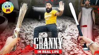 GRANNY 3 IN REAL LIFE