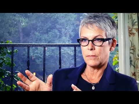 Jamie Lee Curtis talks her early Horror roles...
