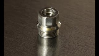 hex drive bushings by challis grips