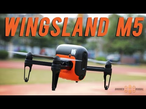 Wingsland M5 FPV Drone Full Review