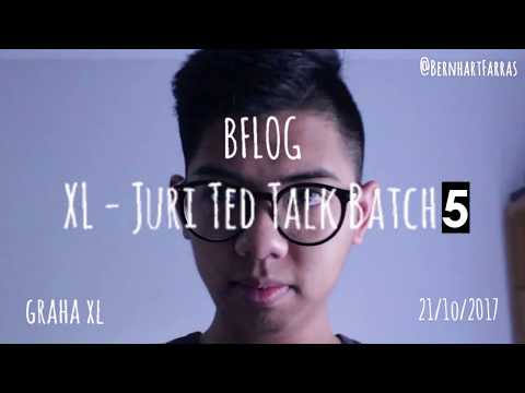 Juri Ted Talk XL Future Leaders Batch 5 | #BFLog