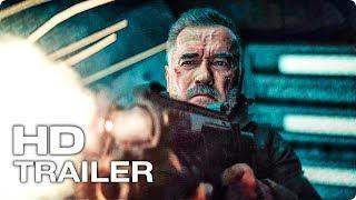 ТЕРМИНАТОР ׃6 ТЁМНЫЕ СУДЬБЫ Русский Трейлер #2 (2019) Арнольд Шварценеггер Action Movie HD