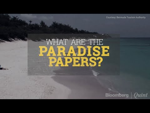 Paradise Papers Data Leak Reveals Tax Haven Secrets Of The Ultra Rich