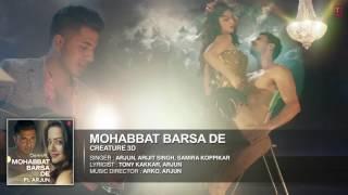 English version of mohabbat barsa dena
