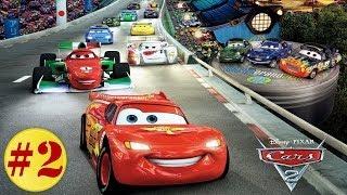 Disney Pixar Cars 2: Road All Night in Tokyo - Cars 2 Video Game