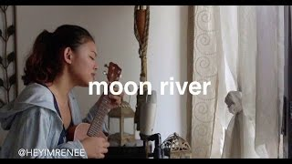 Gambar cover Moon River (ukulele cover) - Reneé Dominique