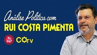 Aliança Trump e Bolsonaro   Transmissão da Análise na TV 247 - 19/3/19 thumbnail
