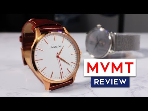 MVMT Watches HONEST Review 2018 | Are MVMT Watches Any Good?
