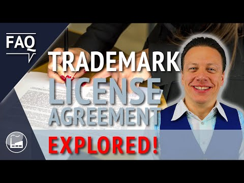 What Is a License Agreement? | Trademark Factory® FAQ