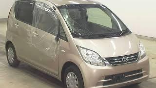 2010 DAIHATSU MOVE L L175S