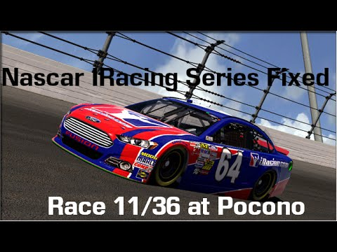 NiS Fixed Pocono Race 11-36