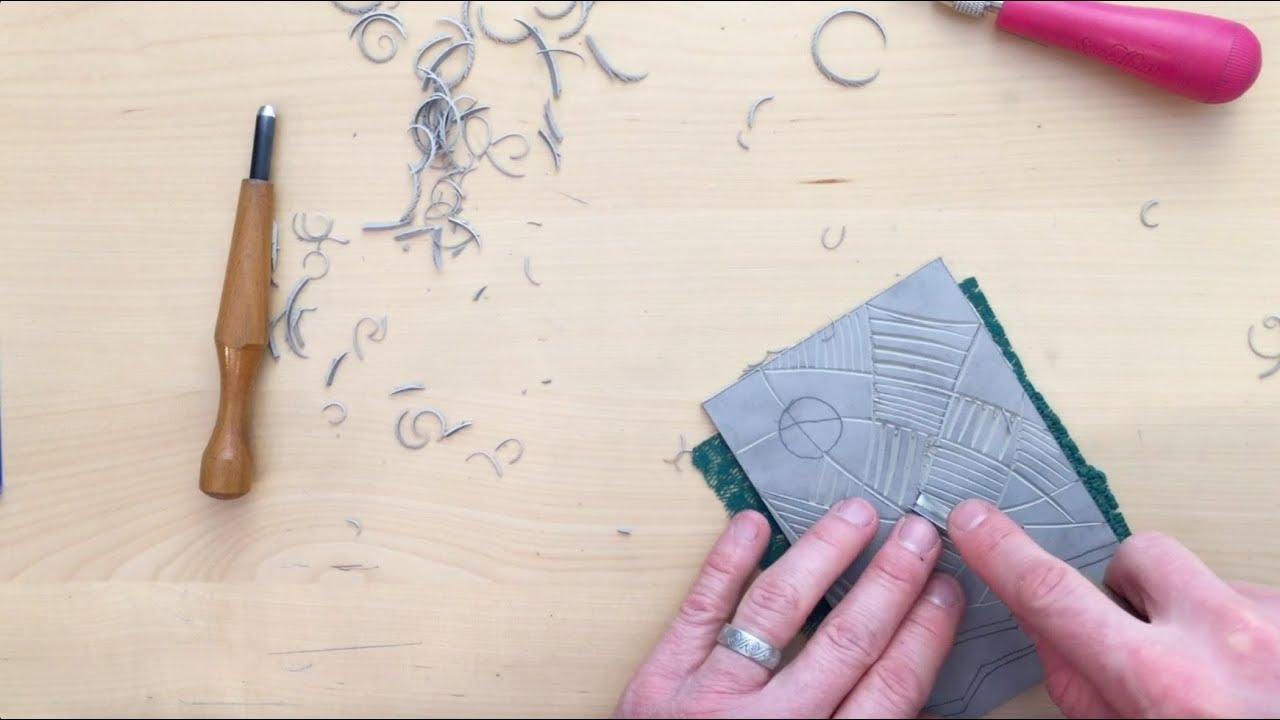 Linocut Techniques, Tools, Supplies, Ink and Presses