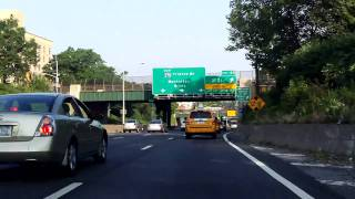 Grand Central Parkway (Exits 13 to 3) westbound