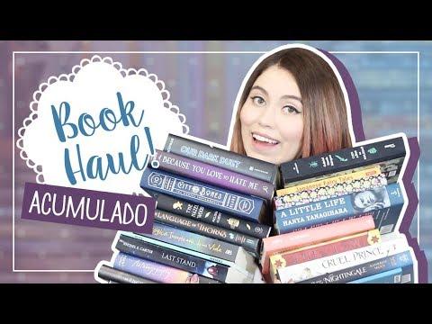 BOOK HAUL   ¡El primero del año! (30 libros)