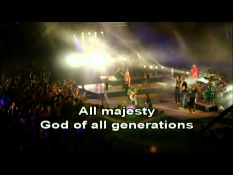 Planetshakers - Majesty (with lyrics)