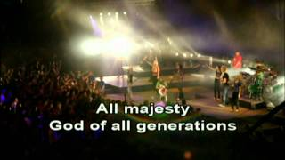 Planetshakers - Majesty (with lyrics)