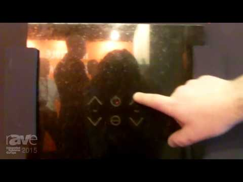 ISE 2015: Videotree Explains the Lifestyle 19″ Inwall TV with optional TouchTile