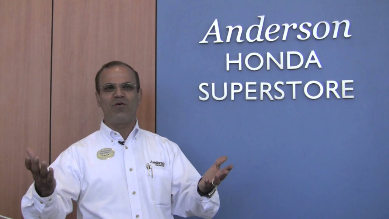 Anderson Honda Palo Alto CA Sam Introduction