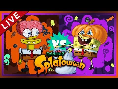 SPLATOON 2 Splatfest #15: Splatoween: Süßes oder Saures?! [1080p] ★ Let's Play