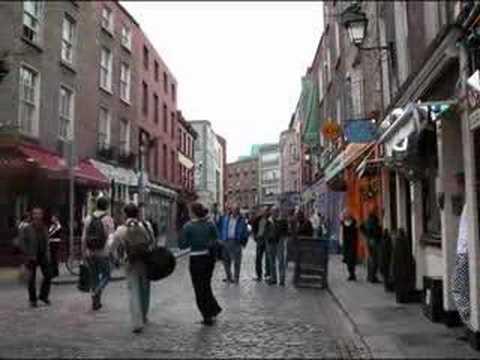 HANOPHYS INVADE IRELAND