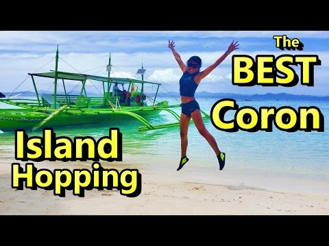 Review of Best Island Hopping Tour Coron Palawan Philippines