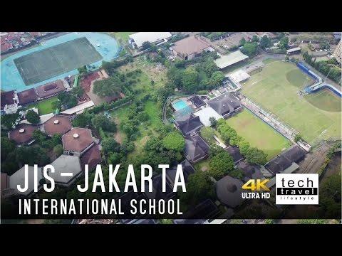 Jakarta International School - Kompleks sekolah TERBESAR di Indonesia