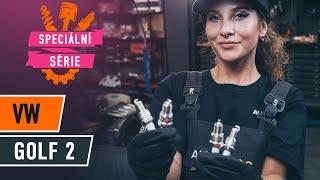 Montáž Sada Na Opravy Brzdový Třmen VW GOLF II (19E, 1G1): video zdarma
