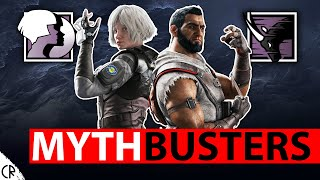 Download Void Edge Mythbusters - Iana & Oryx - 6News - Rainbow Six Siege Mp3 and Videos
