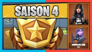 I BOUGHT the PASS OF COMBAT SAISON 4 ON FORTNITE!