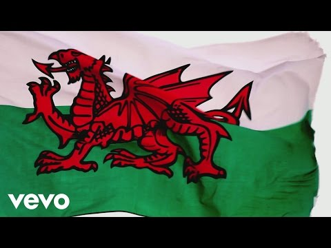 Manic Street Preachers - Together Stronger (C'mon Wales) [Official Video]