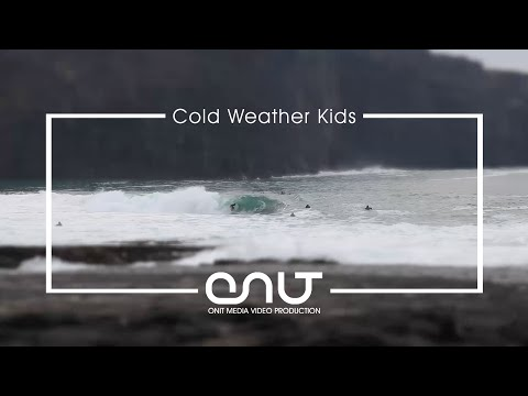 Surfing Riley's in Clare, Ireland  // Cold Weather Kids // ONIT Media