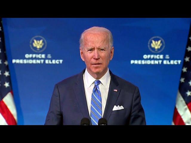 Biden unveils $1.9 trillion US COVID-19 relief plan