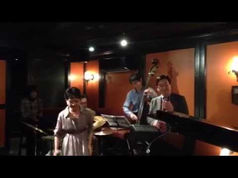 """Lover, Come Back To Me"" by Miki Kageyama with ePAQ at Jazz & Bar em's in Ginza, Tokyo"