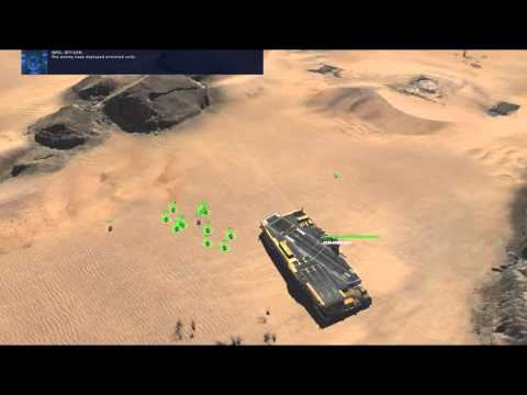 Deserts of Kharak: The Kushan Expeditions First steps
