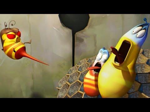 LARVA - BUMBLE BEE | Cartoons For Children | Larva Full Movie | Larva Cartoon | LARVA Official