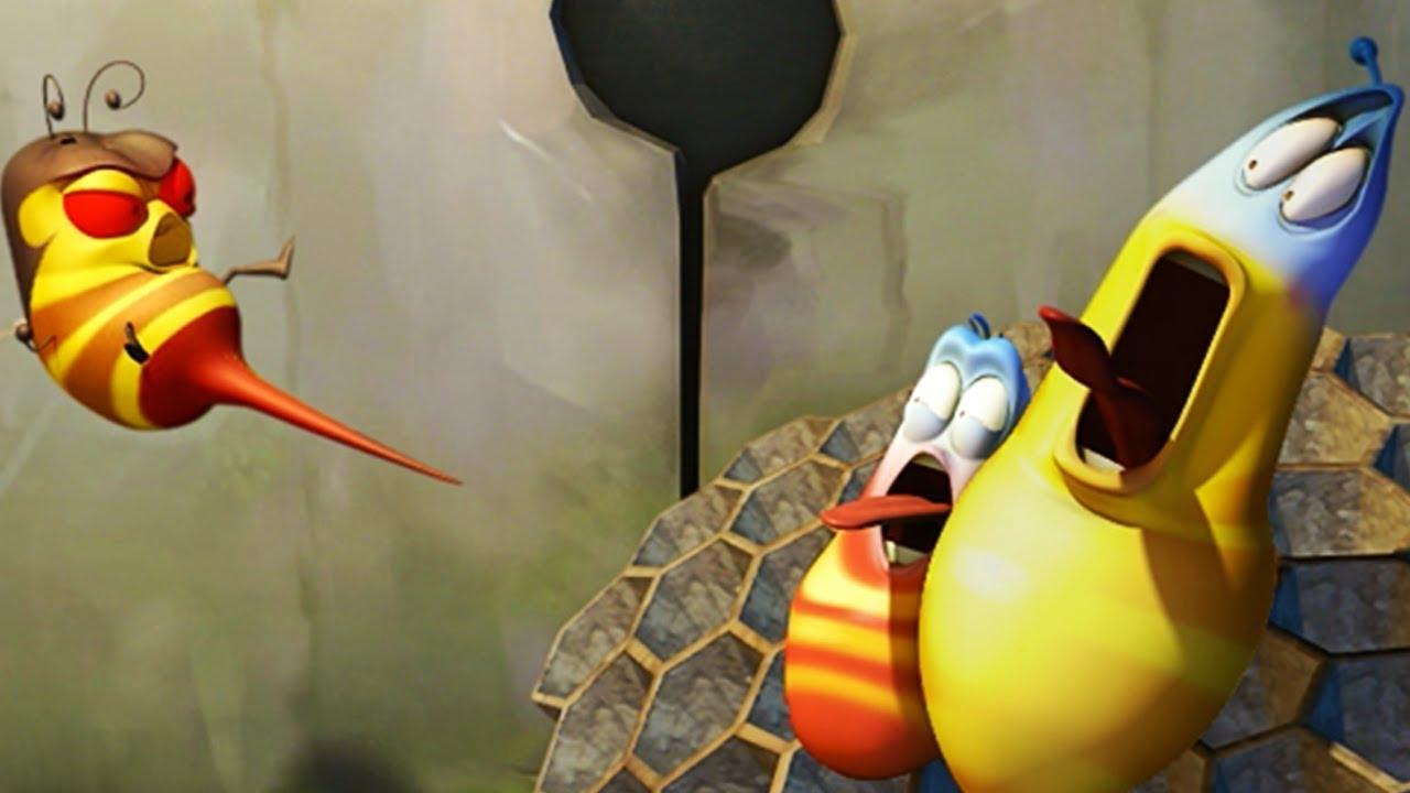 LARVA  BUMBLE BEE  Cartoons For Children  Larva Full Movie  Larva Cartoon  LARVA Official