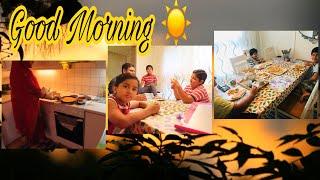 Saturday Breakfast Routine  Hum Jahan Ho Bus Allah Ka Shuker Ada Kare  Positive Vibes  Pakistani