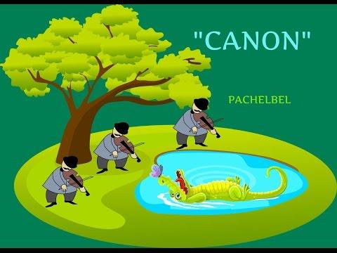 Canon - Pachelbel - Música Clásica Para Niños