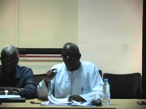 Rountable on Bokko Haram and Security Issues