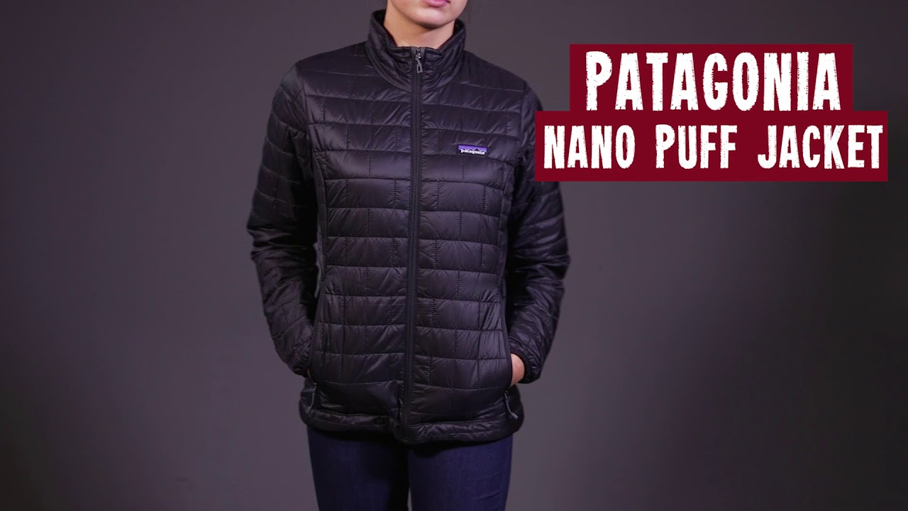 88ba681a76dfe Patagonia Women's Nano Puff Jacket 2017 Review