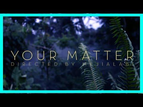 [NG News] Seyi shay: your matter feat. eugy & efosa [video]