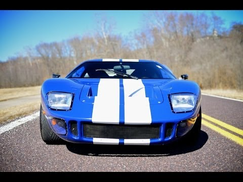 Ford Gt40 Replica For Sale >> 1966 Ford Gt40 Replica Sold