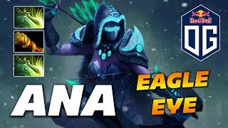 ANA Drow Ranger Eagle Eye | Dota 2 Pro Gameplay