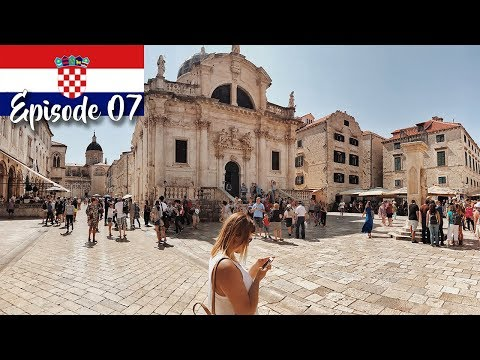 CROATIA, DUBROVNIK - TRAVEL VLOG - Episode 07