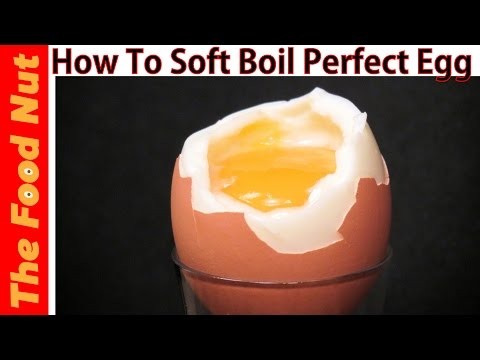How To Soft Boil Eggs