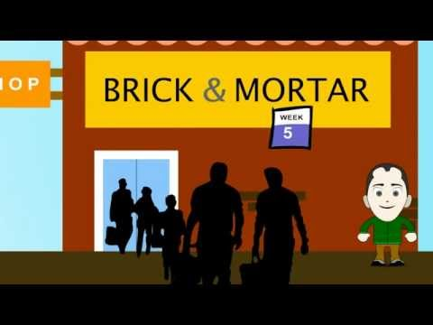 eCommerce Vs. Brick and Mortar Business