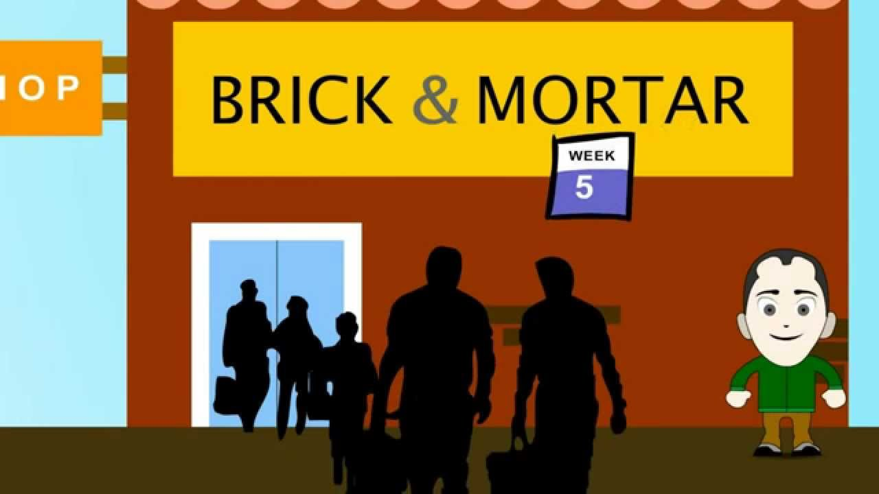 brick n mortar model A growing number of ecommerce companies like amazon and bonobos are  adding bricks & mortar (b&m) stores to complement their online.