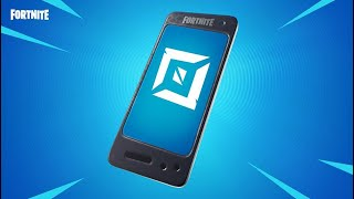 Glitch. How to have the phone in Creative mode on the Battle Royal map. Creative Fortnite.