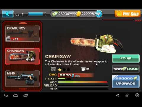 Zombie Assault  Sniper Mod Apk v1.16 [Unlimited Money and Gold]