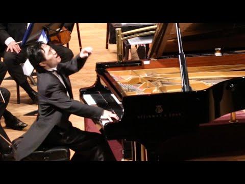Sheng Cai - Liszt La Campanella  (Encore)
